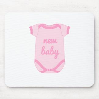 BabyGro en nuevo cojín de ratón rosado del bebé Tapetes De Ratón