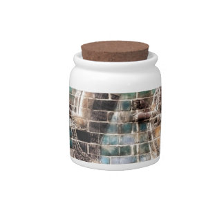 Babylon Candy Jar