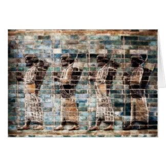 Babylon Card