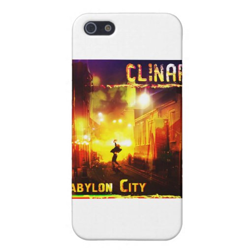 Babylon City Products iPhone 5 Covers