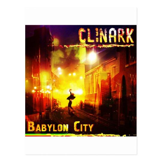Babylon City  Products Postcard