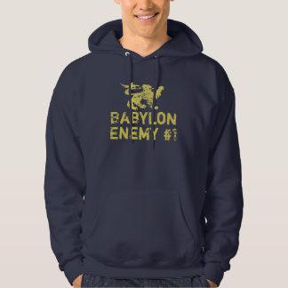 Babylon Enemy #1 Hooded Sweatshirt