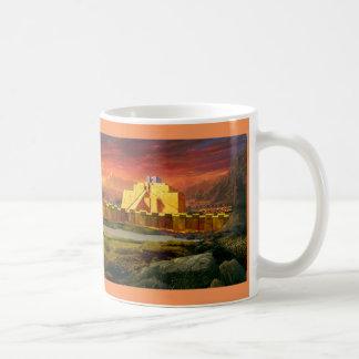 Babylonian Assyrian Ziggurat of Ur mug