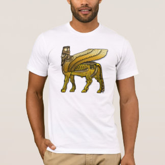 Babylonian Winged Bull Lamassu T-Shirt