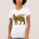 Babylonian Winged Bull Lamassu T Shirts