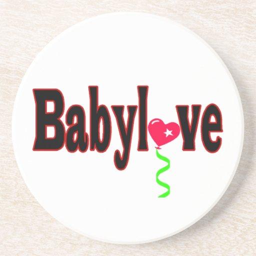 Babylove Posavasos Diseño
