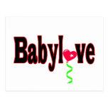 Babylove Postales