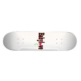 Babylove Skate Board