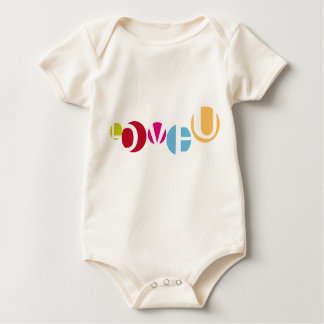 BabyLoveU  :)Valentine's Day Baby Bodysuit