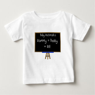babymaths baby T-Shirt