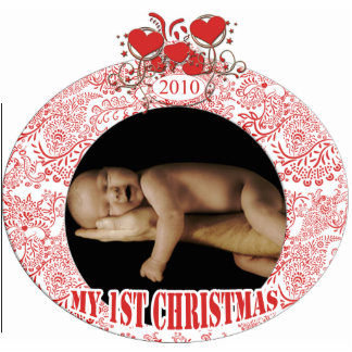 Baby's 1st Christmas 2010 Statuette