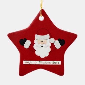Babys 1st Christmas 2011 Christmas Tree Ornaments