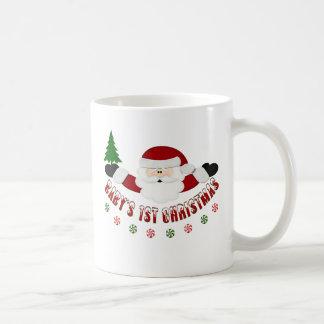 Babys 1st Christmas Coffee Mug