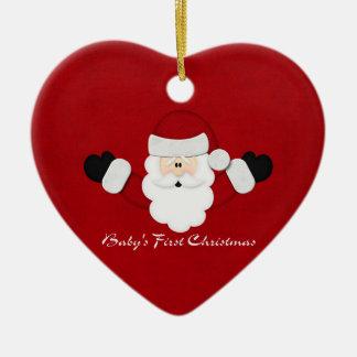 Babys 1st Christmas Ornaments