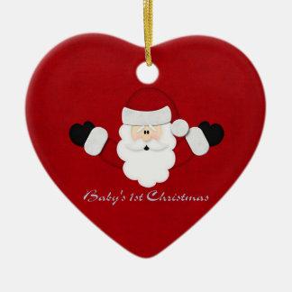 Babys 1st Christmas Christmas Tree Ornaments