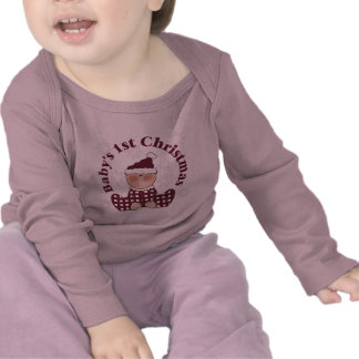 Baby's 1st Christmas T-shirt