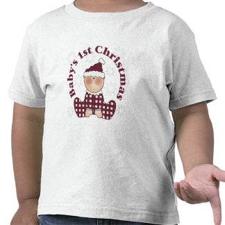 Baby's 1st Christmas T Shirt