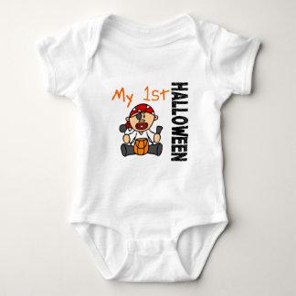 Baby's 1st Halloween Pirate BOY T Shirts