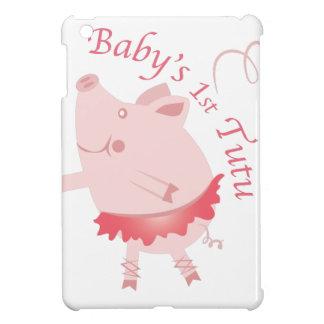 Babys 1st Tutu iPad Mini Cases