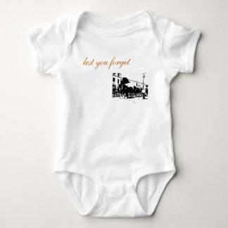 Baby's Basic Horse Cart Logo Shirts