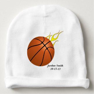 Baby's Basketball Baby Beanie