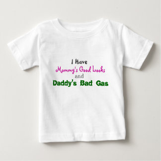 Baby's Best and Worst Qualities Tshirt