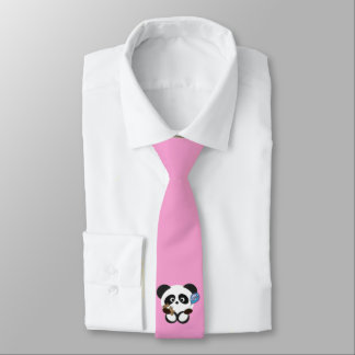 Baby's birthday It's a Girl Necktie