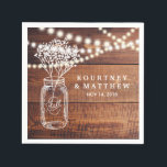 """Baby&#39;s Breath Rustic Country 