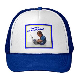 Baby's Computer Cap Trucker Hat