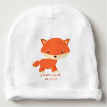 Baby's Cute Baby Fox Baby Beanie