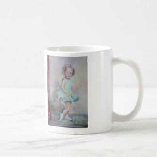 """""""Baby's Debut"""" mug"""
