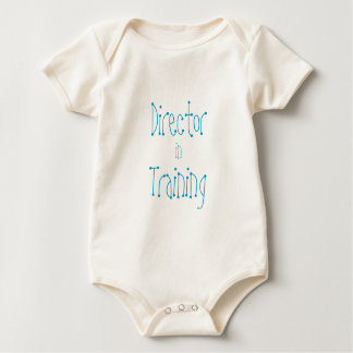 "Baby's ""Director in Training"" Crawlwear Baby Bodysuit"