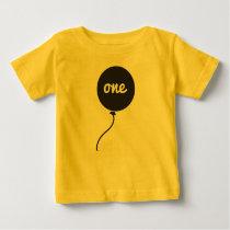 Baby's First Birthday Shirt