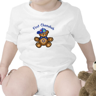 Baby's First Chanukah T-shirts