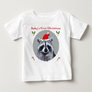 Baby's First Christmas Apparel T Shirt