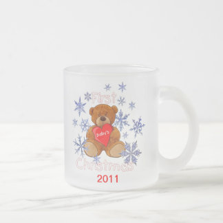 Baby's First Christmas Mugs