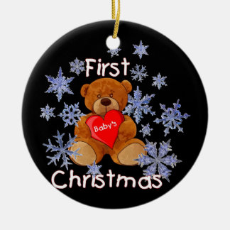 Baby's First Christmas Christmas Ornaments