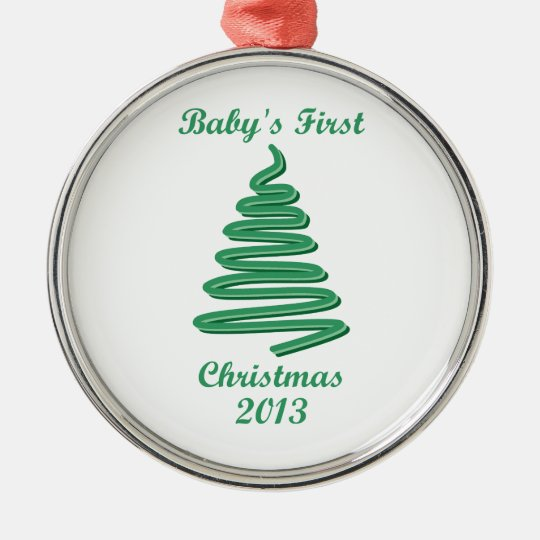 Baby's First Christmas Ornaments and Gifts