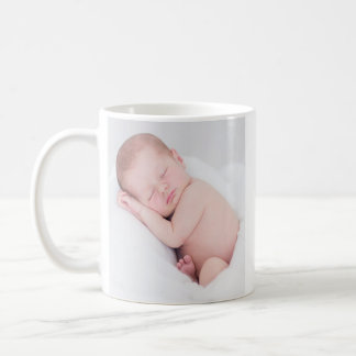 Baby's First Christmas, Peace Hope Love - Photo, Coffee Mug