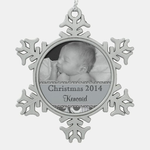 Babys First Christmas Ball Ornament