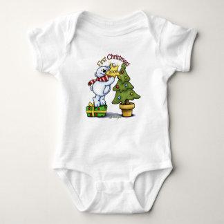 Baby's First Christmas Shirt