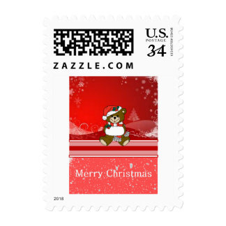 Baby's first Christmas - Stamp
