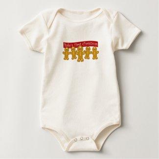Babys First Christmas shirt