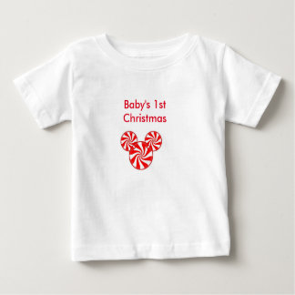 Baby's First Christmas Tshirts