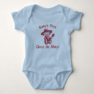 Baby's First Cinco de Mayo Tee Shirt