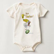 Baby's First Easter. Baby Bodysuit