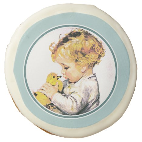 Baby's First Easter Easter Gift Cookies