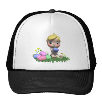 Baby's First Easter Trucker Hats