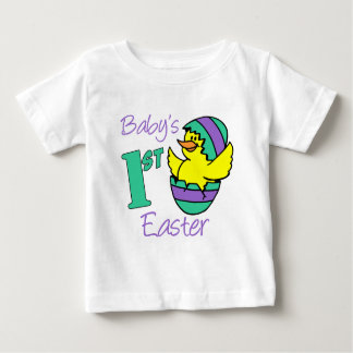 Baby's First Easter Hatching Egg Baby T-Shirt