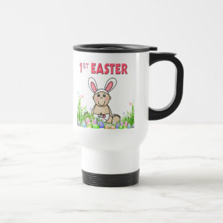 Baby's First Easter Travel Mug